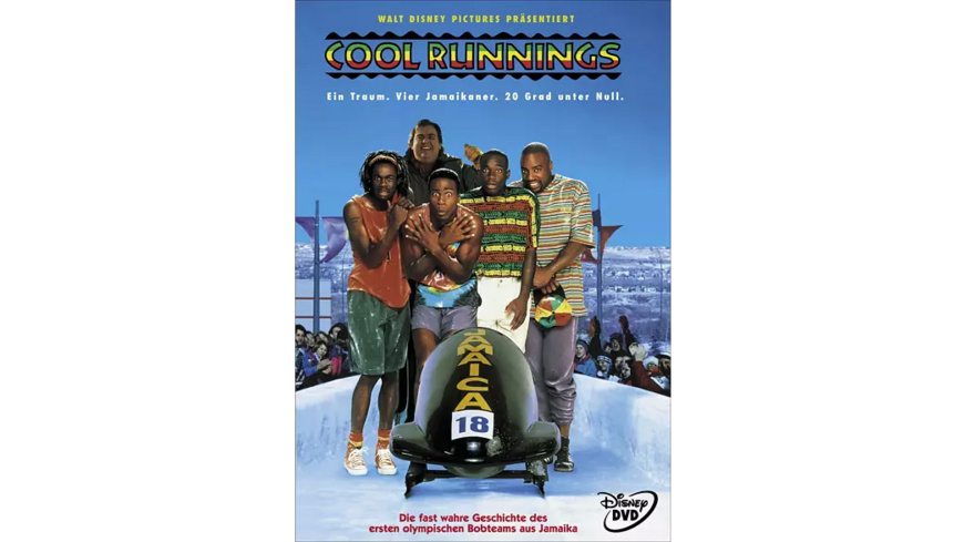 Cool Runnings - (DVD)