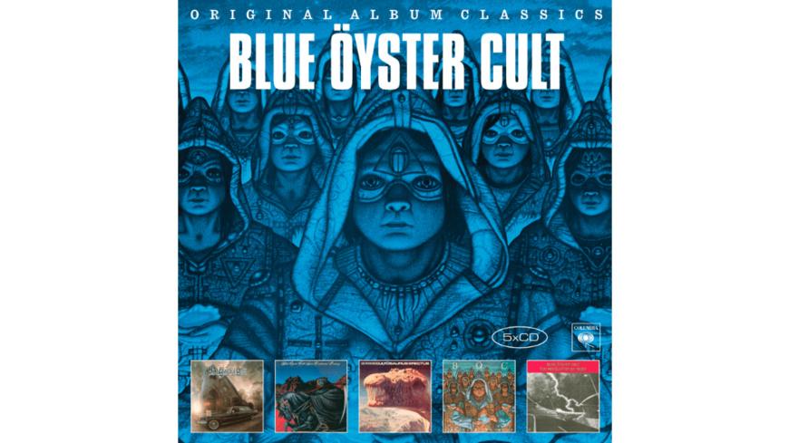 Blue Öyster Cult - Original Album Classics - (CD)