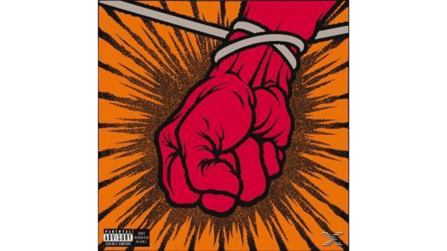 Metallica - ST.ANGER (ENHANCED) - (CD EXTRA/Enhanced)