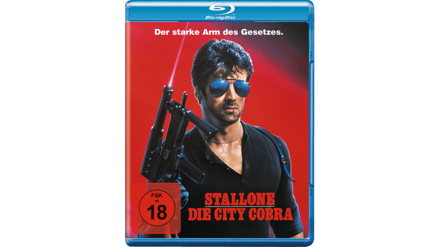 Die City Cobra - (Blu-ray)