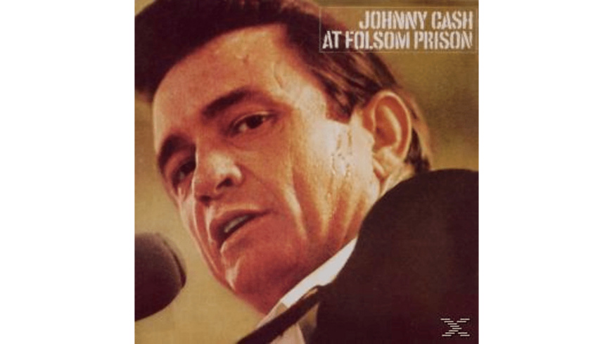 Johnny Cash - At Folsom Prison - (CD)