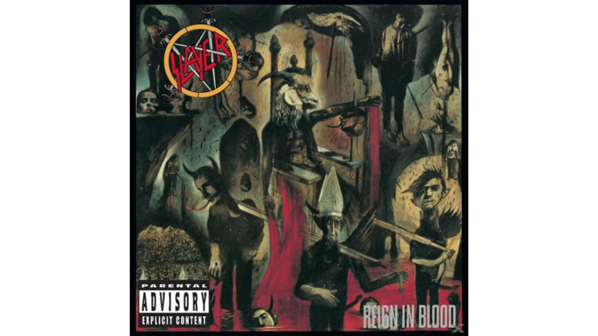 Slayer - Reign In Blood - (CD)