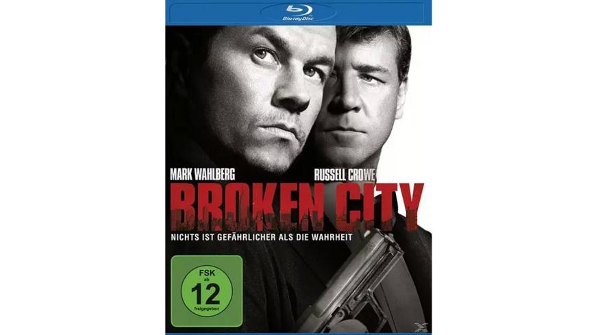 Broken City - (Blu-ray)