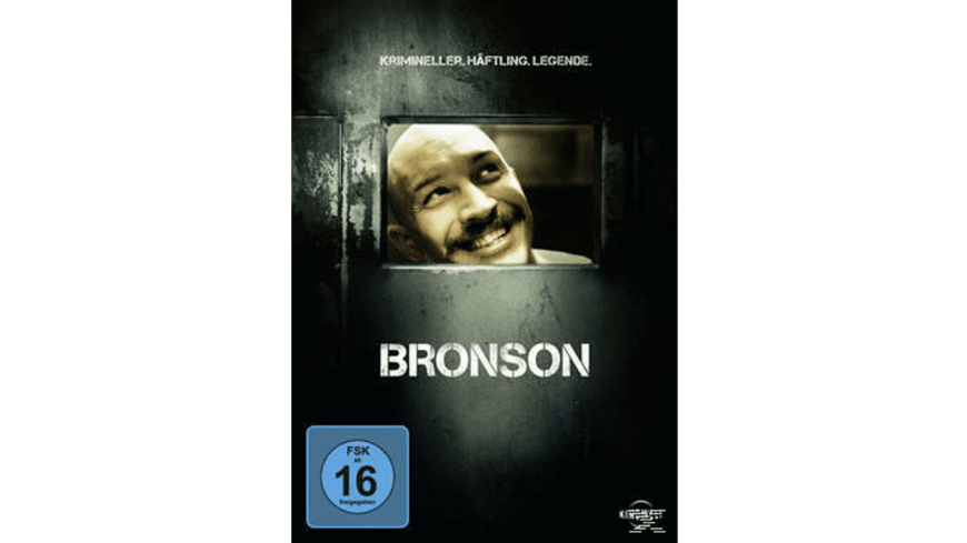 Bronson - (DVD)