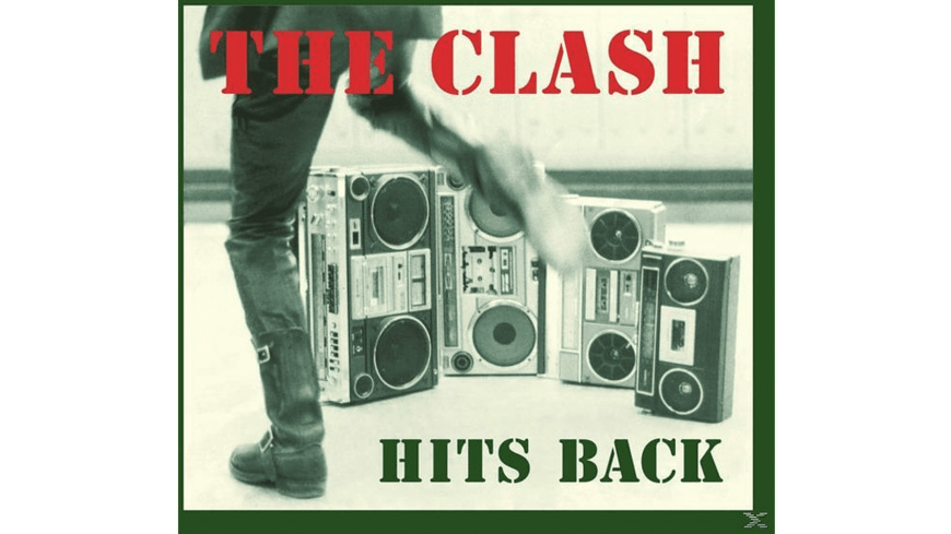 The Clash - The Clash Hits Back - (CD)