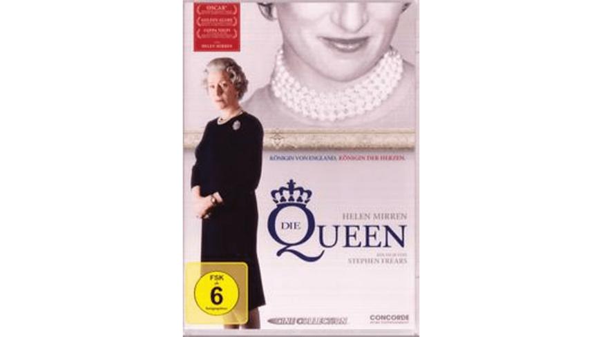 Die Queen - (DVD)