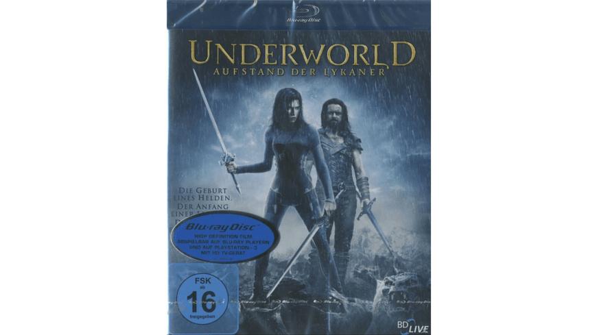 Underworld: Aufstand der Lykaner - Uncut Edition - (Blu-ray)