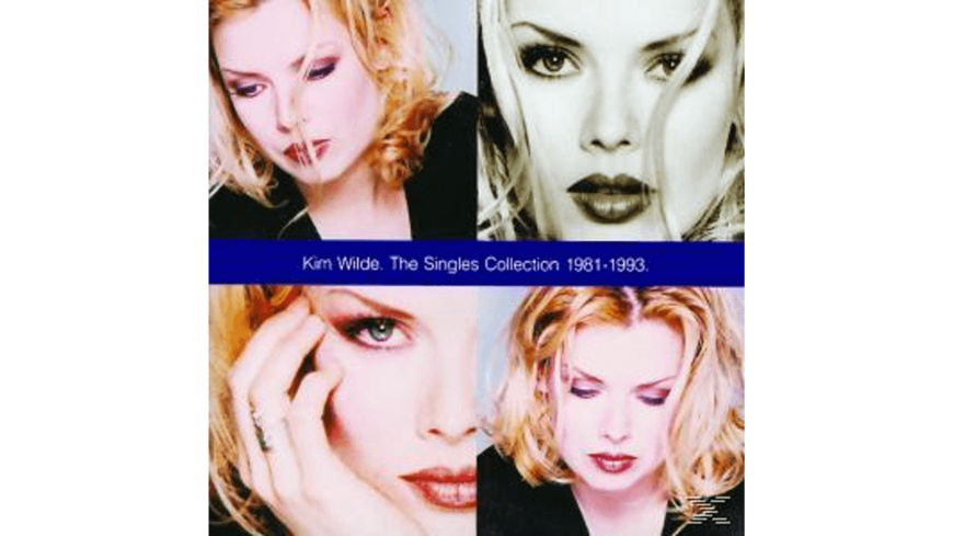 Kim Wilde - The Singles Coll.1981-1993 - (CD)