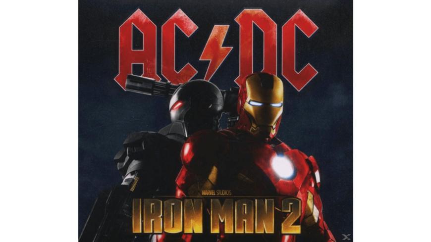AC/DC - IRON MAN 2 - (CD)
