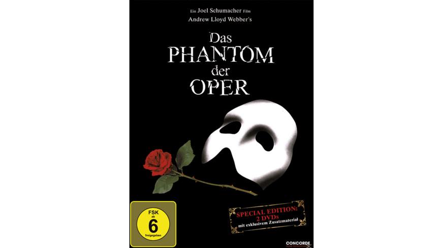 Das Phantom der Oper - (DVD)