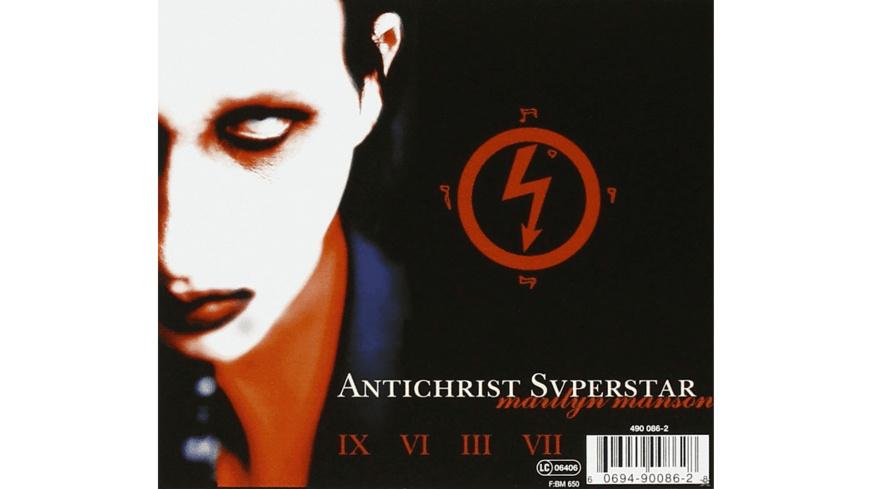 Marilyn Manson - Anti Christ Superstar - (CD)