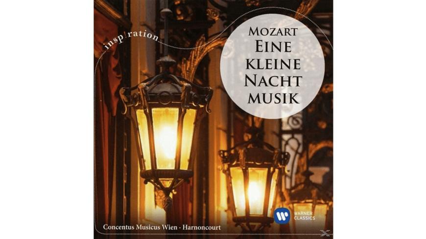 Nikolaus/cmw Harnoncourt - Eine Kleine Nachtmusik - (CD)