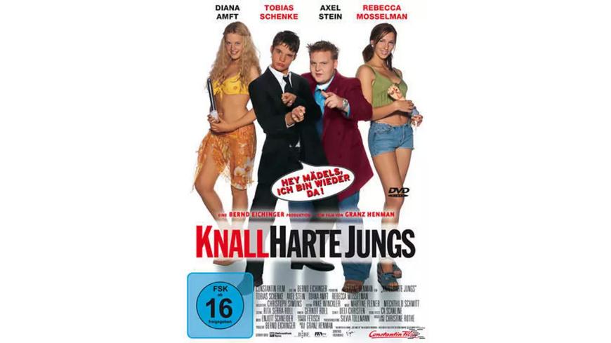 KNALLHARTE JUNGS - (DVD)