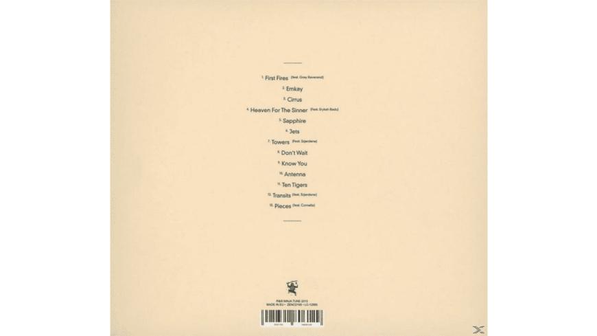 Bonobo - The North Borders - (CD)