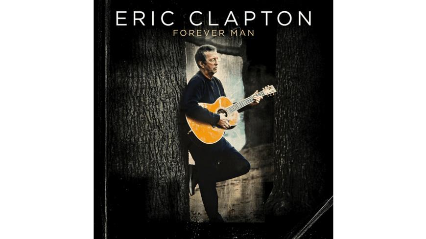 Eric Clapton - Forever Man - (CD)