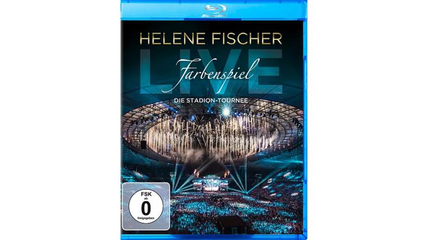 Helene Fischer - Farbenspiel Live - Die Stadion-Tournee  - (Blu-ray)