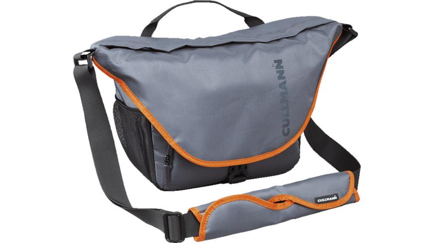 CULLMANN 98325 Maxima 125+, Kameratasche für CSC Ausrüstung, Grau/Orange