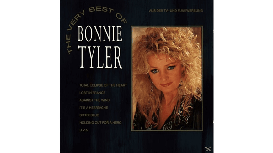Bonnie Tyler - The Very Best Of Bonnie Tyler - (CD)