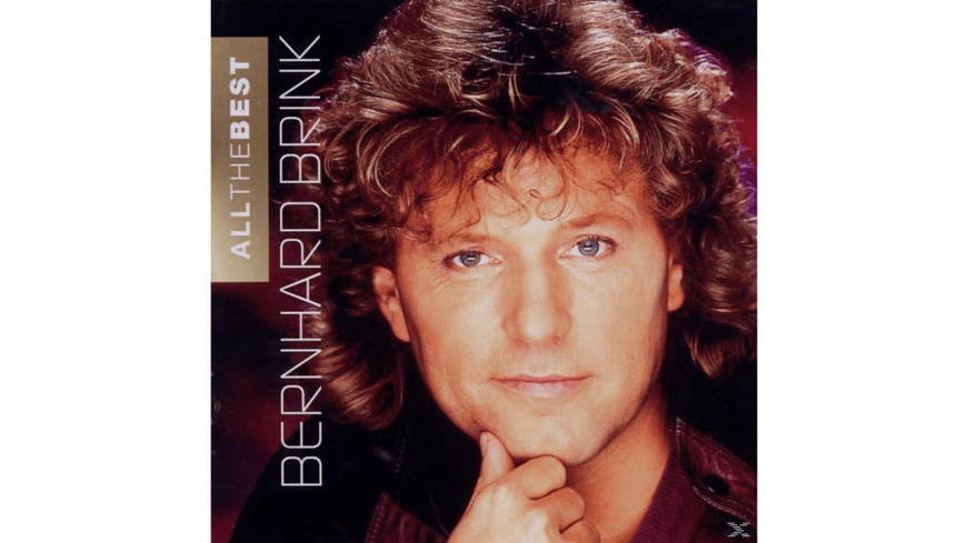 Bernhard Brink - ALL THE BEST - (CD)