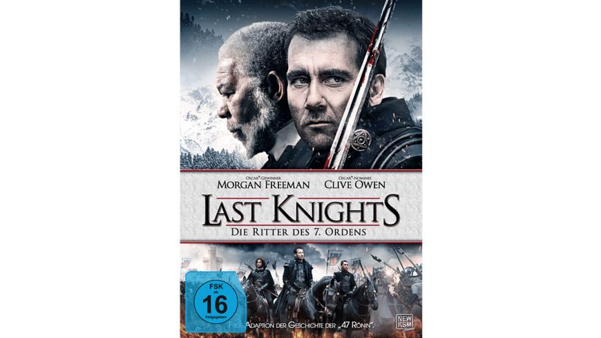 Last Knights - Die Ritter des 7. Ordens - (DVD)