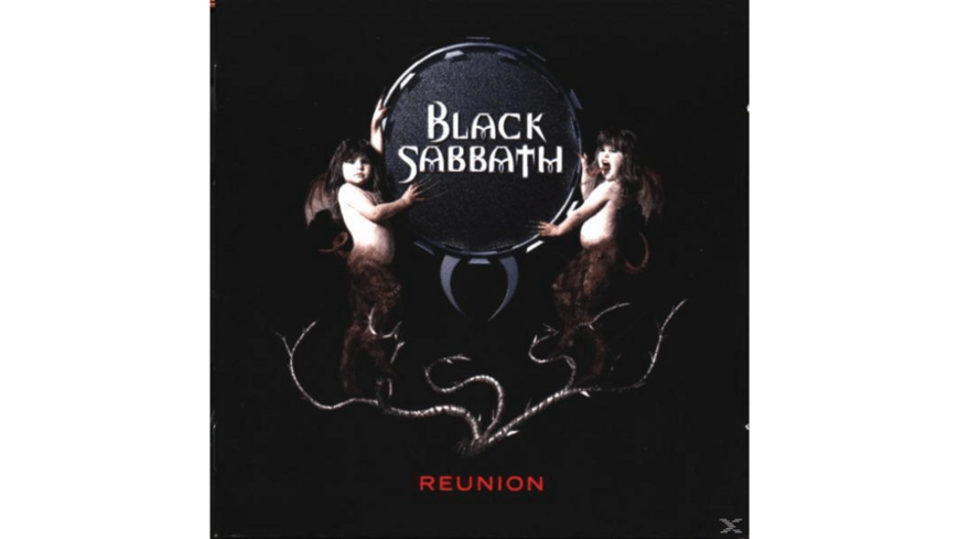 Black Sabbath - Reunion - (CD)