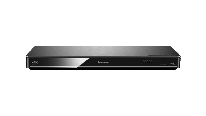 PANASONIC DMP-BDT385, Blu-ray Player