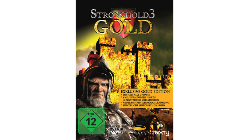 Stronghold 3 (Gold Edition) - PC