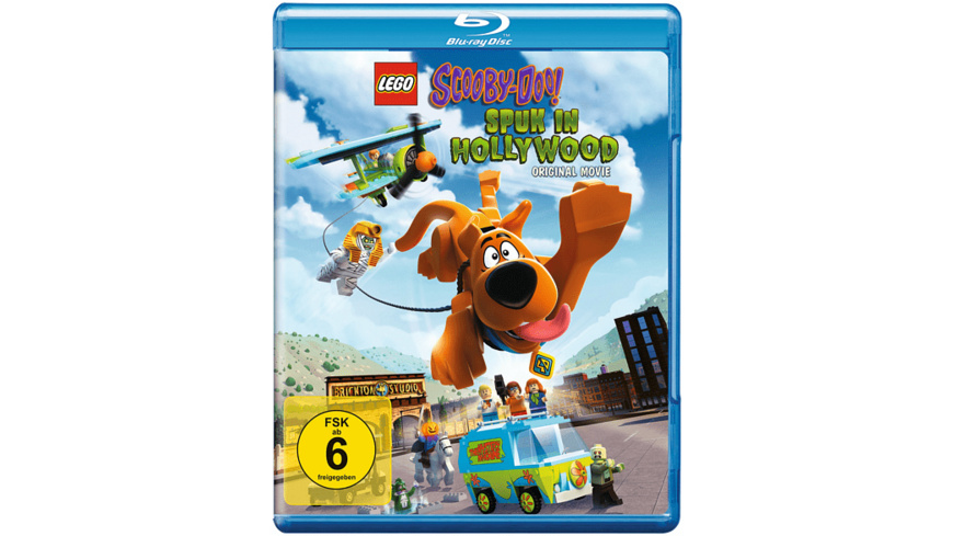 LEGO Scooby Doo! - Spuk in Hollywood - (Blu-ray)