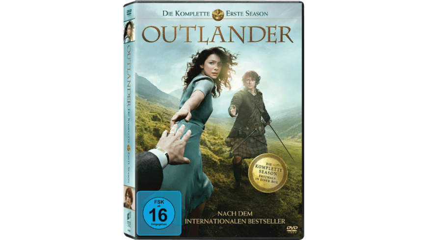 Outlander - Staffel 1 - (DVD)