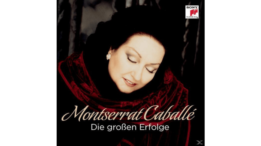 Montserrat Caballé - Die Großen Erfolge - (CD)