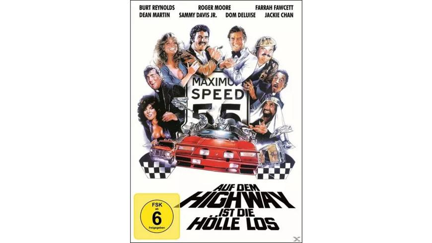 Auf dem Highway ist die Hölle los - (DVD)