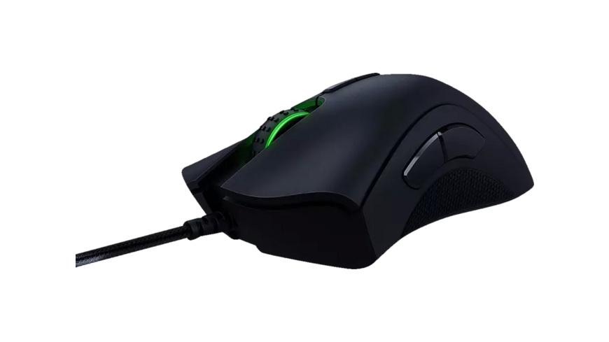 RAZER Deathadder Elite Gaming Maus, kabelgebunden, Schwarz