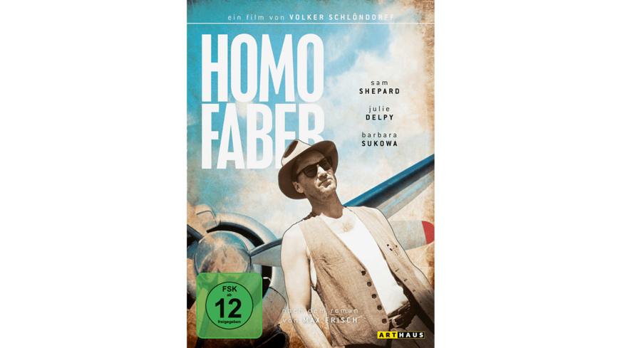 Homo Faber - (DVD)