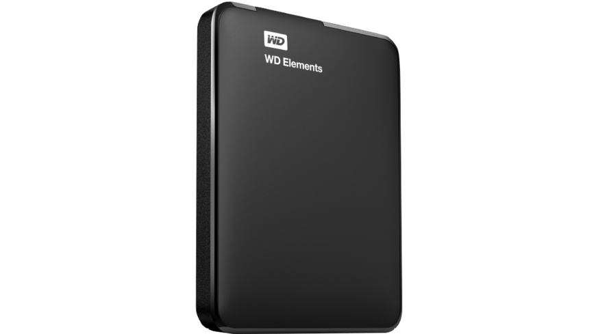 WD Elements™, 3 TB HDD, extern