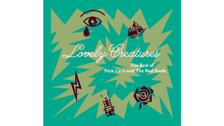 Nick Cave & The Bad Seeds - Lovely Creatures-The Best of...(1984-2014) - (CD)