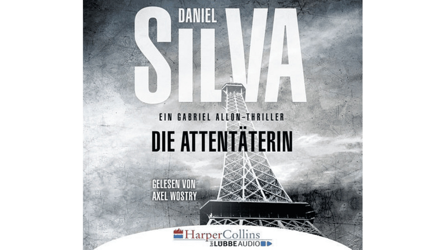 Die Attentäterin  - 3 MP3-CD - Krimi/Thriller