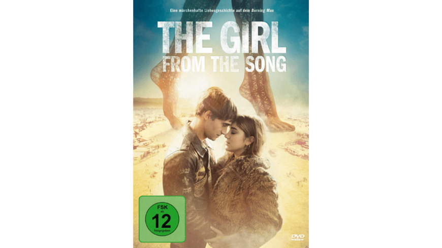 The Girl from the Song - (DVD)