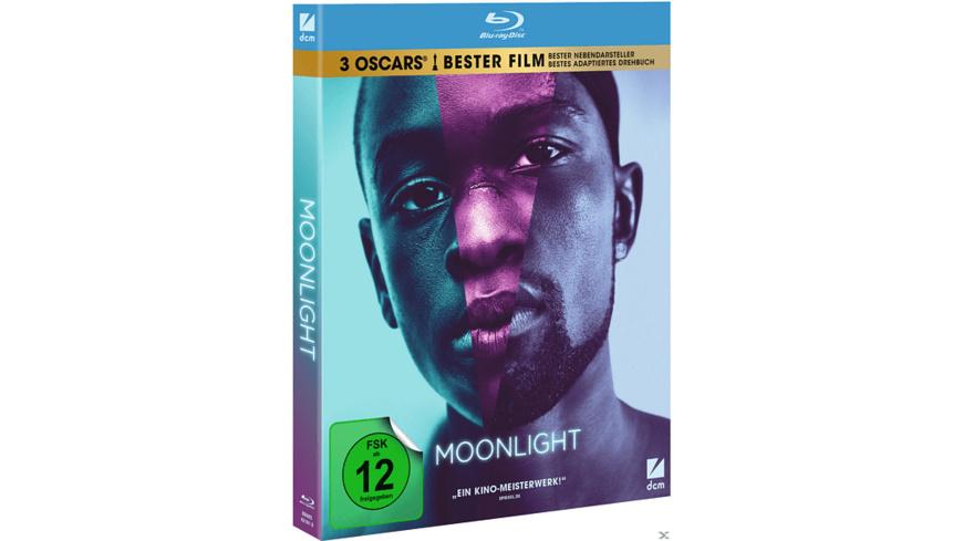 Moonlight - (Blu-ray)