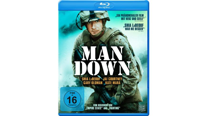 Man Down - (Blu-ray)