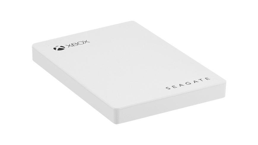 SEAGATE Game Drive for Xbox GamePass Edition, 2 TB tragbare externe Festplatte (6,3 cm (2,5 Zoll) USB 3.0, Xbox), Weiß