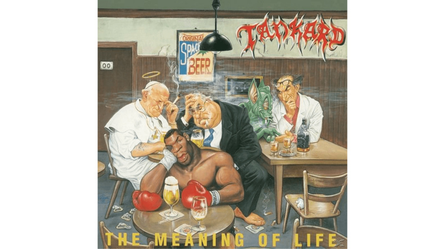 Tankard - The Meaning of Life (Deluxe Edition) - (CD)