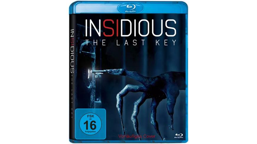 Insidious - The Last Key - (Blu-ray)