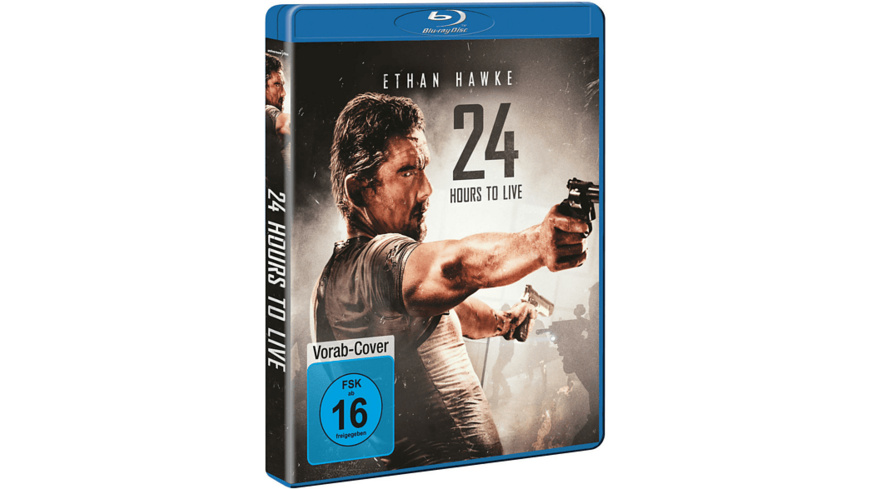 24 Hours to Live - (Blu-ray)