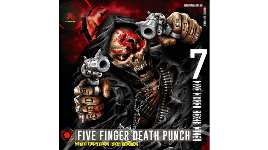 Five Finger Death Punch - And Justice for None - (Vinyl)