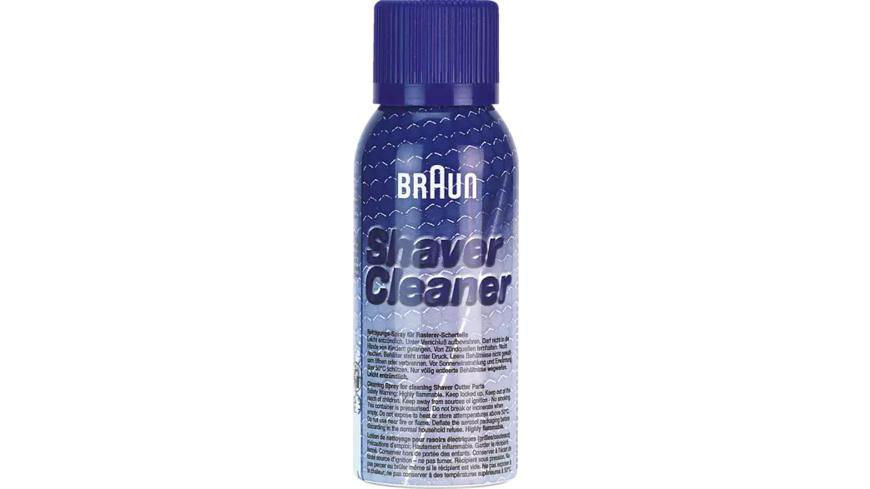 BRAUN Reinigungs-Spray, Reinigungsspray