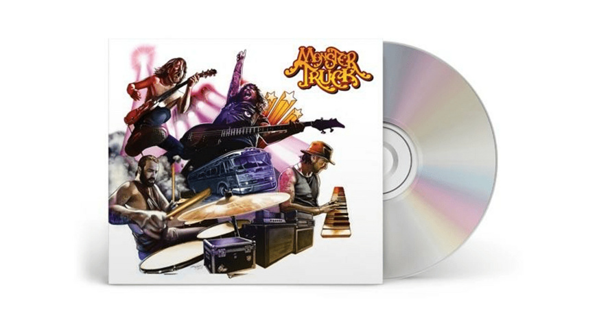 Monster Truck - True Rockers - (CD)