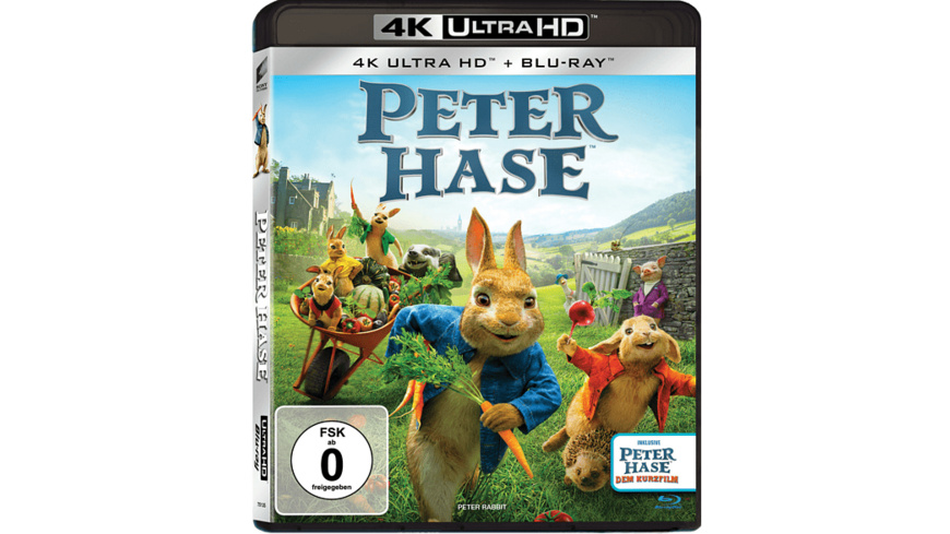 Peter Hase - (4K Ultra HD Blu-ray + Blu-ray)