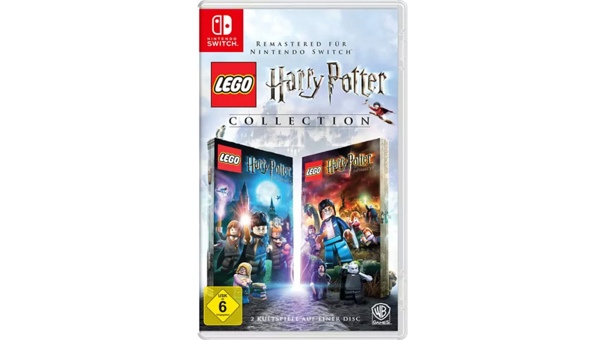 LEGO Harry Potter Collection (Switch) G - Nintendo Switch