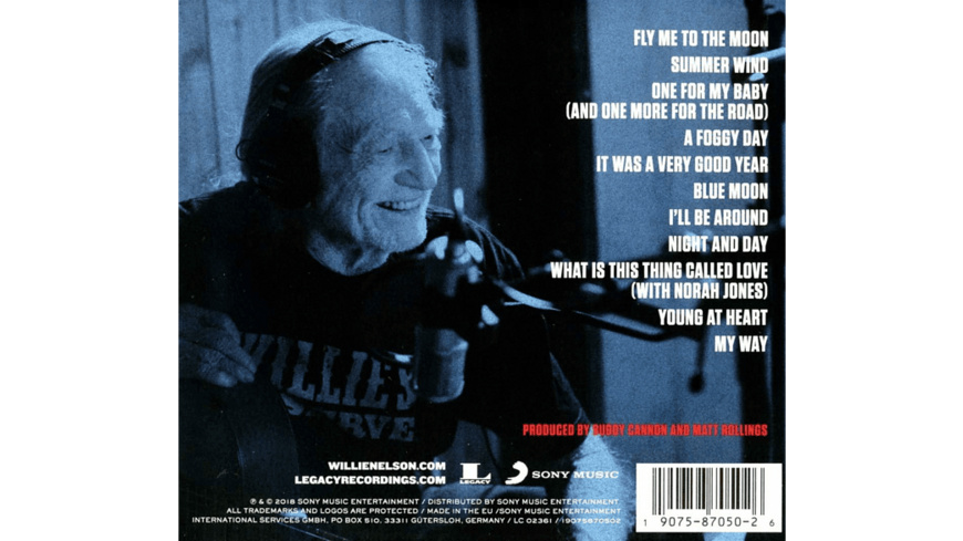 Willie Nelson - My Way - (CD)