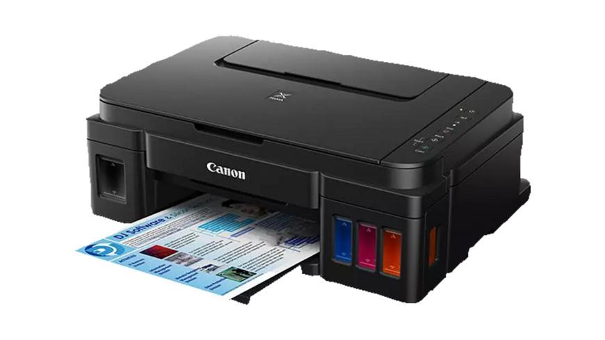 CANON Pixma G3501, Tintenstrahldrucker, Schwarz